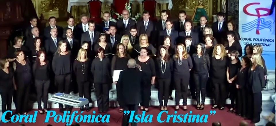La Coral Polifónica Isla Cristina Cantará en la Función Mayor de la Patrona
