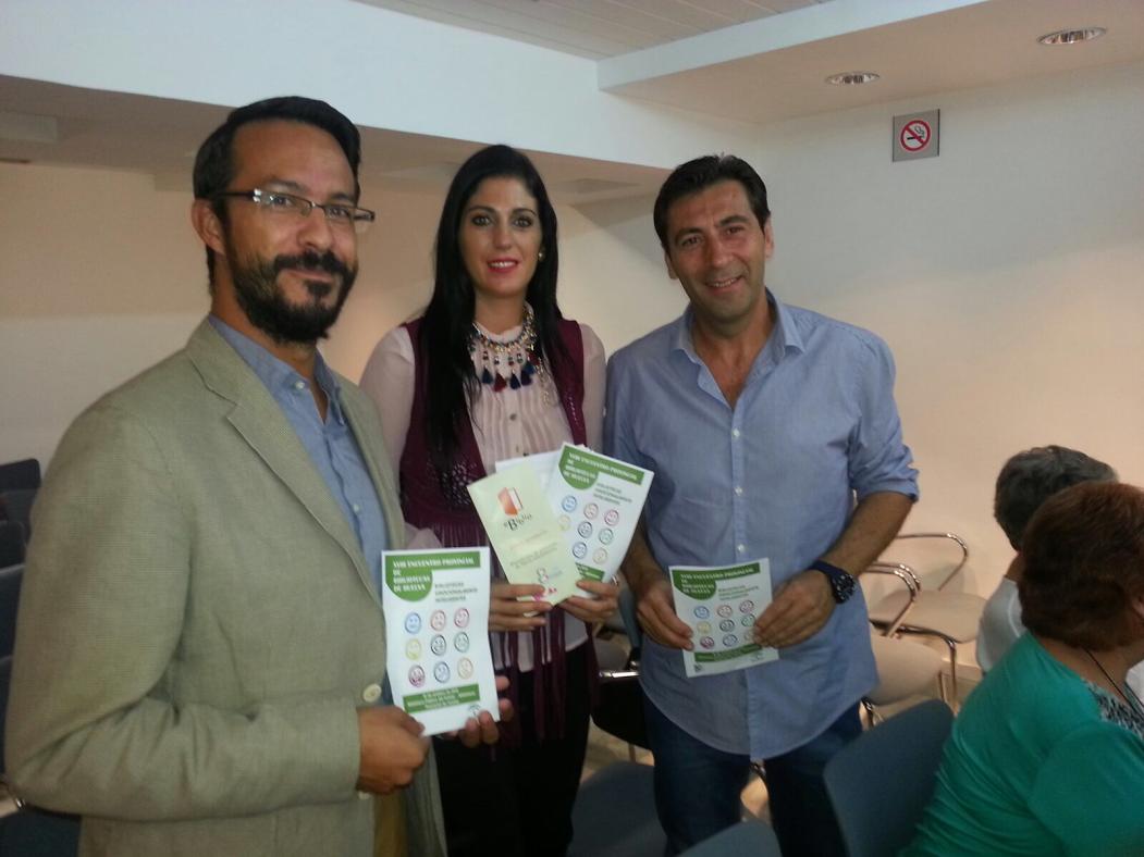 Isla Cristina participa en el XVIII Encuentro Provincial de Bibliotecas