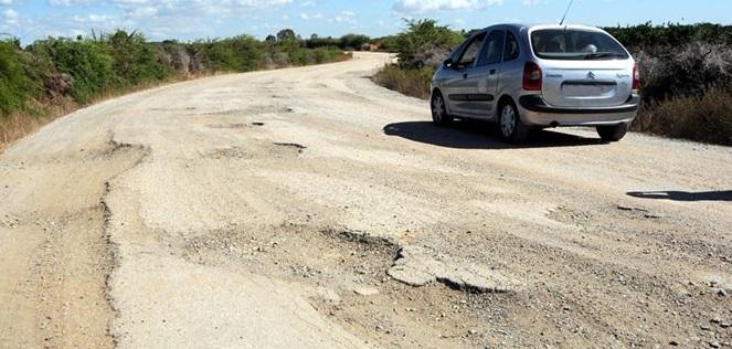Intransitables Varios Caminos Rurales de Isla Cristina para el inicio de la Campaña Agrícola