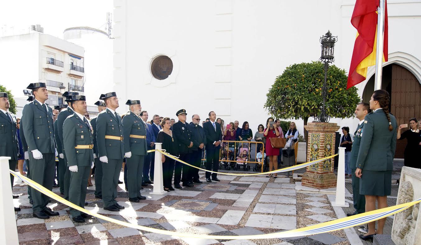 Isla Cristina celebra el Día del Pilar