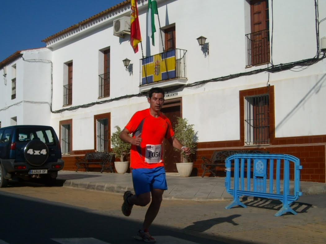 Romero y Carrillo Ganan el II Trail Ciudad de Valverde - Memorial Pedro Zarza Vázquez