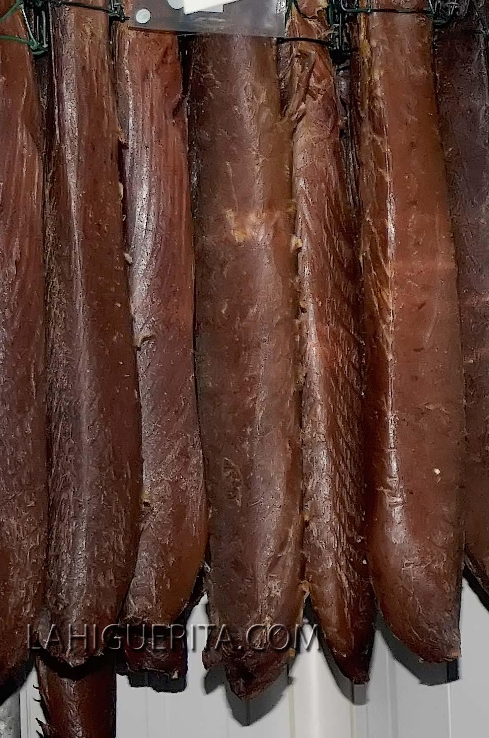 La mojama de atún de Isla Cristina conquista el mercado norteamericano