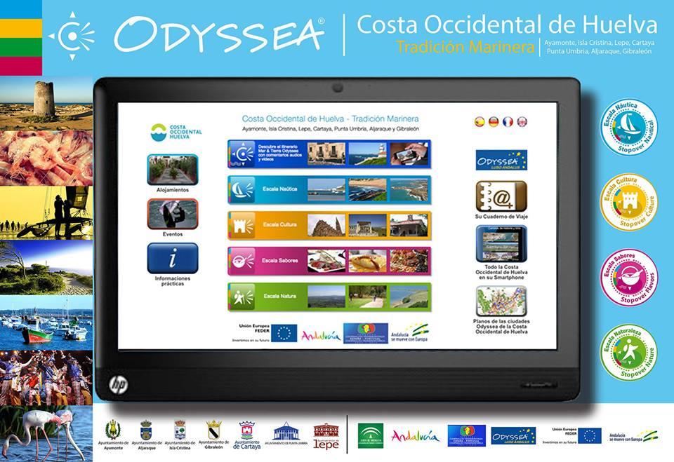 Islantilla acoge la jornada formativa del Proyesto Odyssea