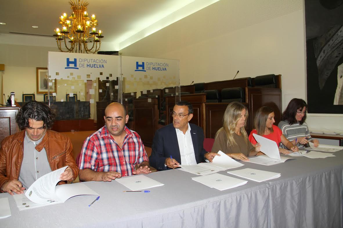 Isla Cristina recibe más de sesenta mil euros del PFEA