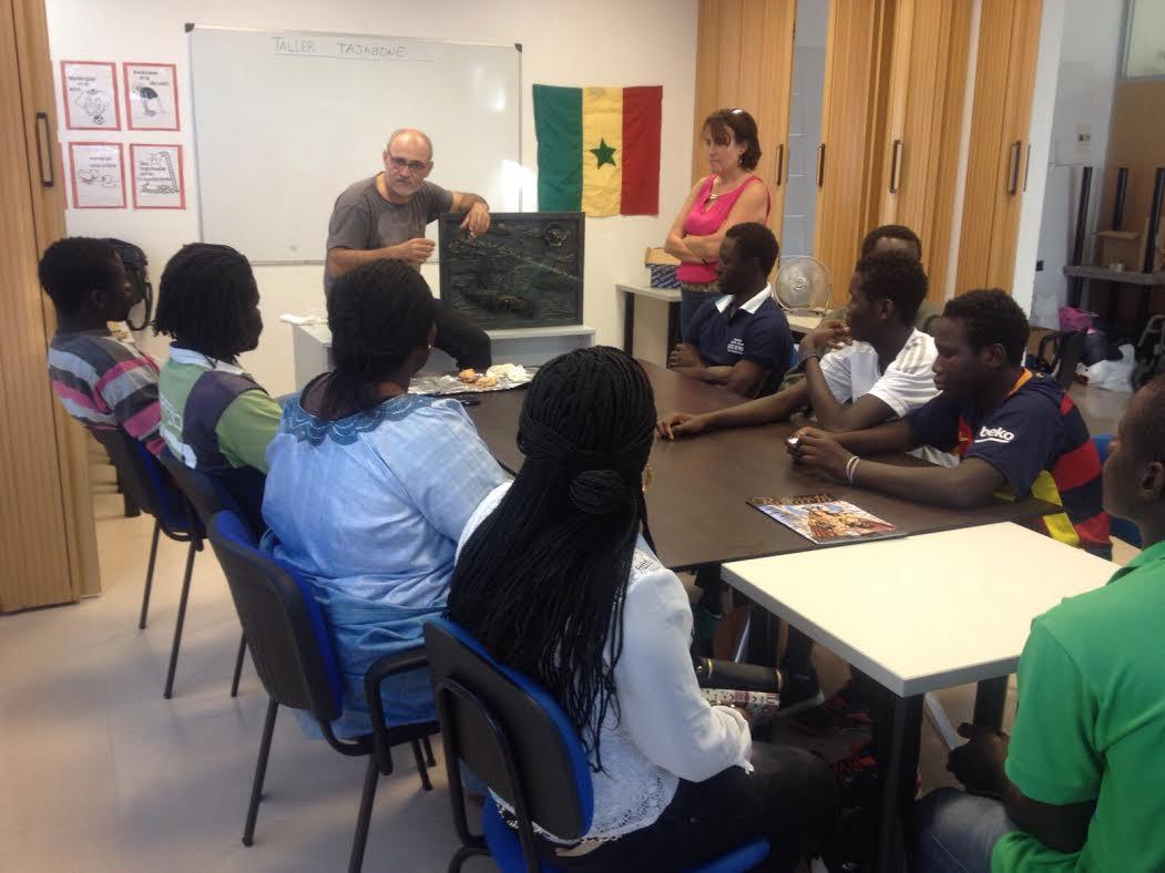Los Servicios Sociales Comunitarios isleños ponen en marcha el Proyecto 'Tajabone'