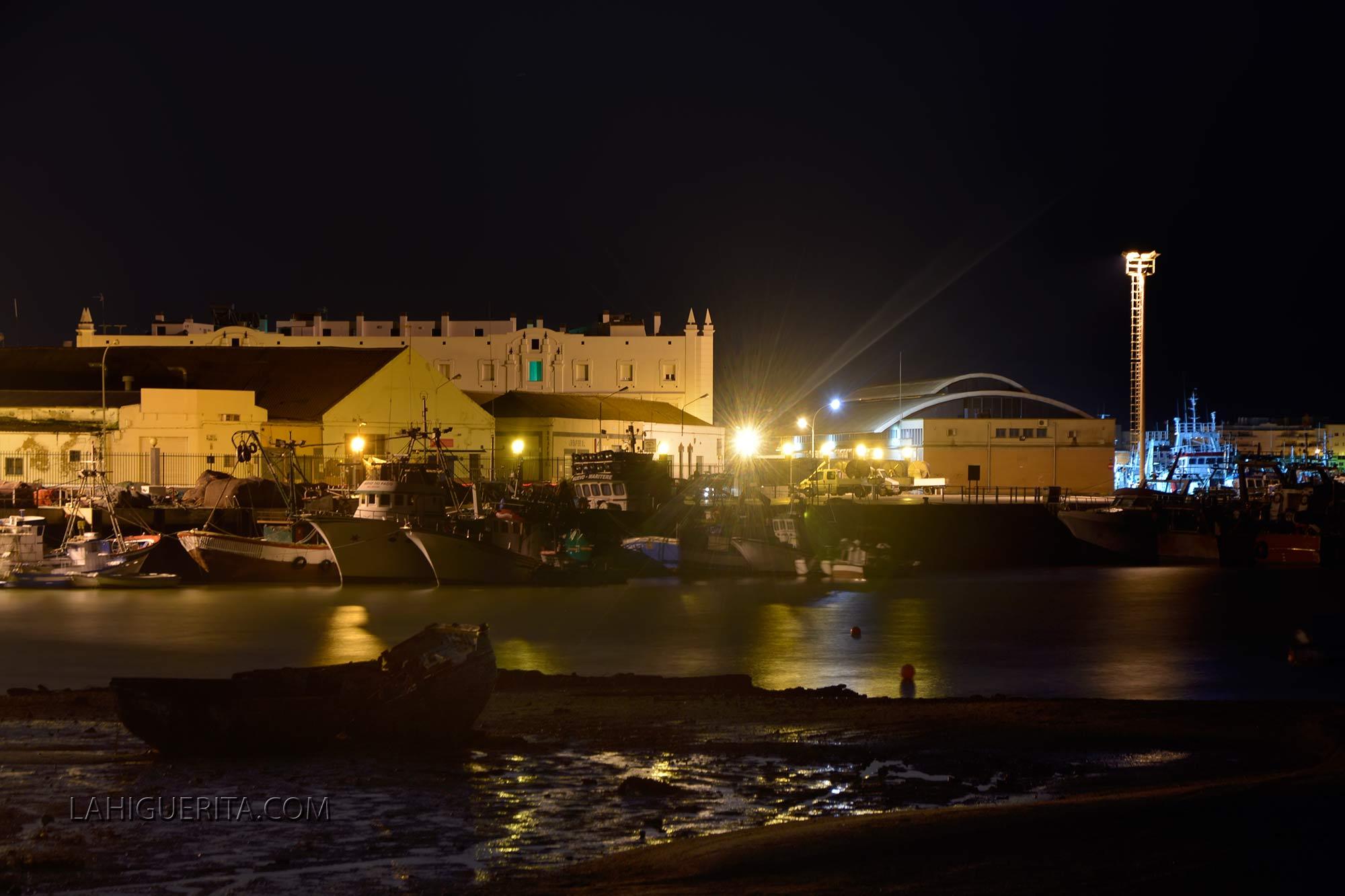 Un paseo por Isla Cristina