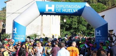 Ganadores del Circuito Provincial Diputación de Huelva BTT Maratón y Rally