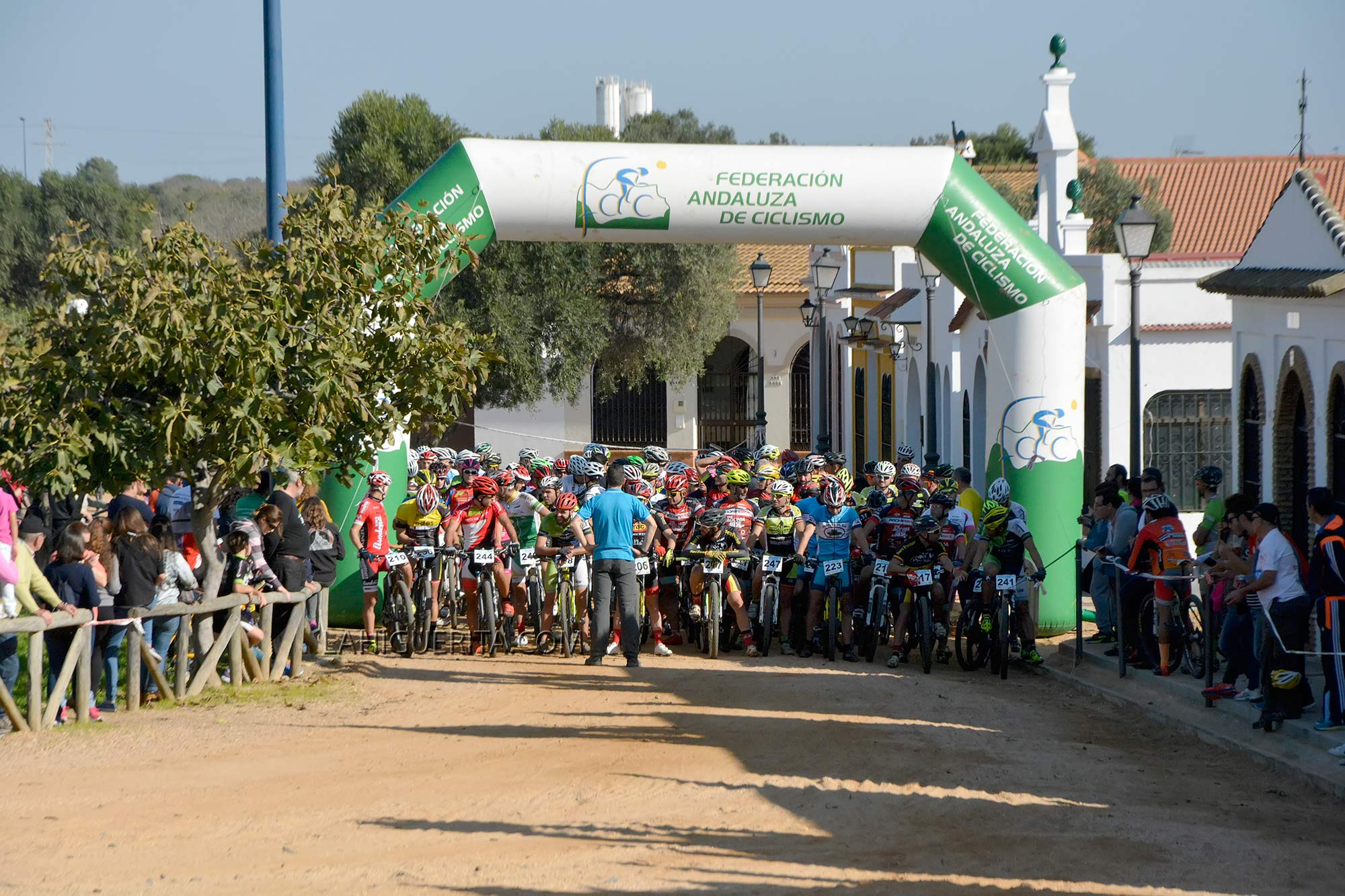 Trofeo de Mountain Bike