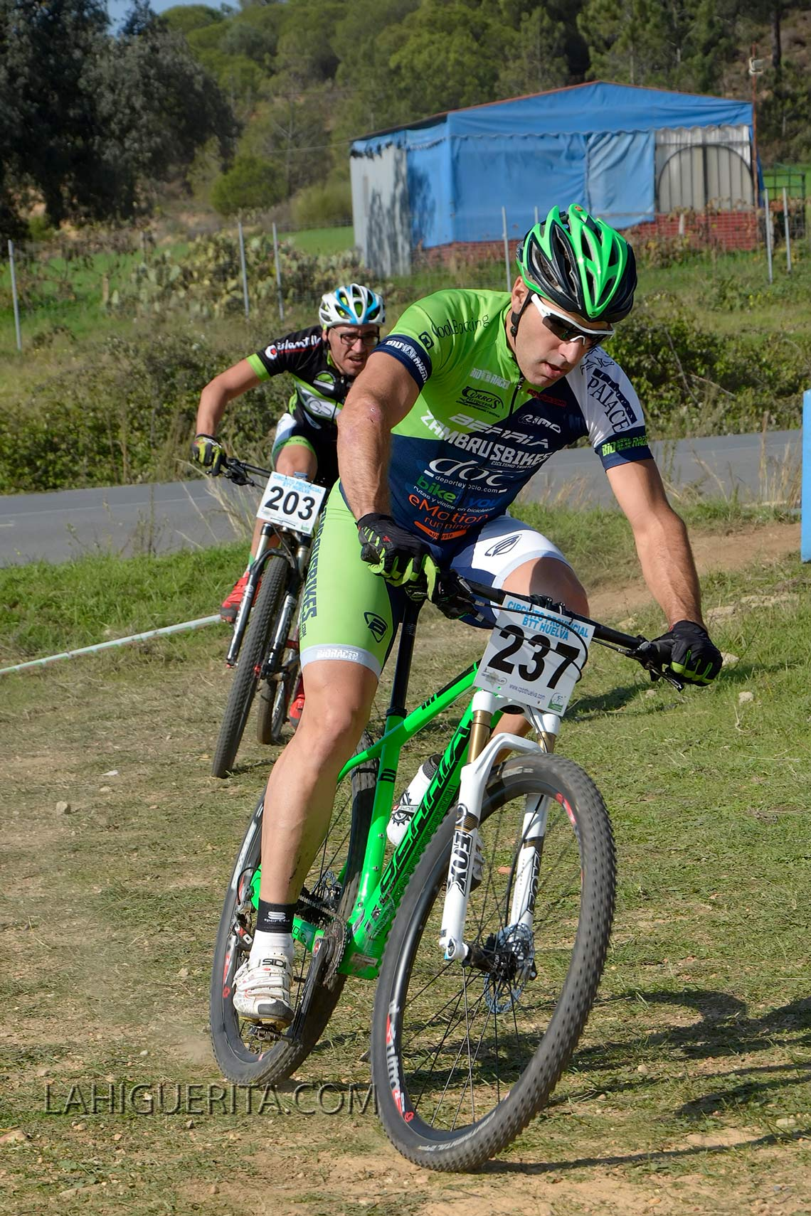 Mountain Bike Cabezo de la Bella _DSC6017