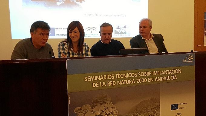 Las Marismas de Isla Cristina en la Red Natura 2000