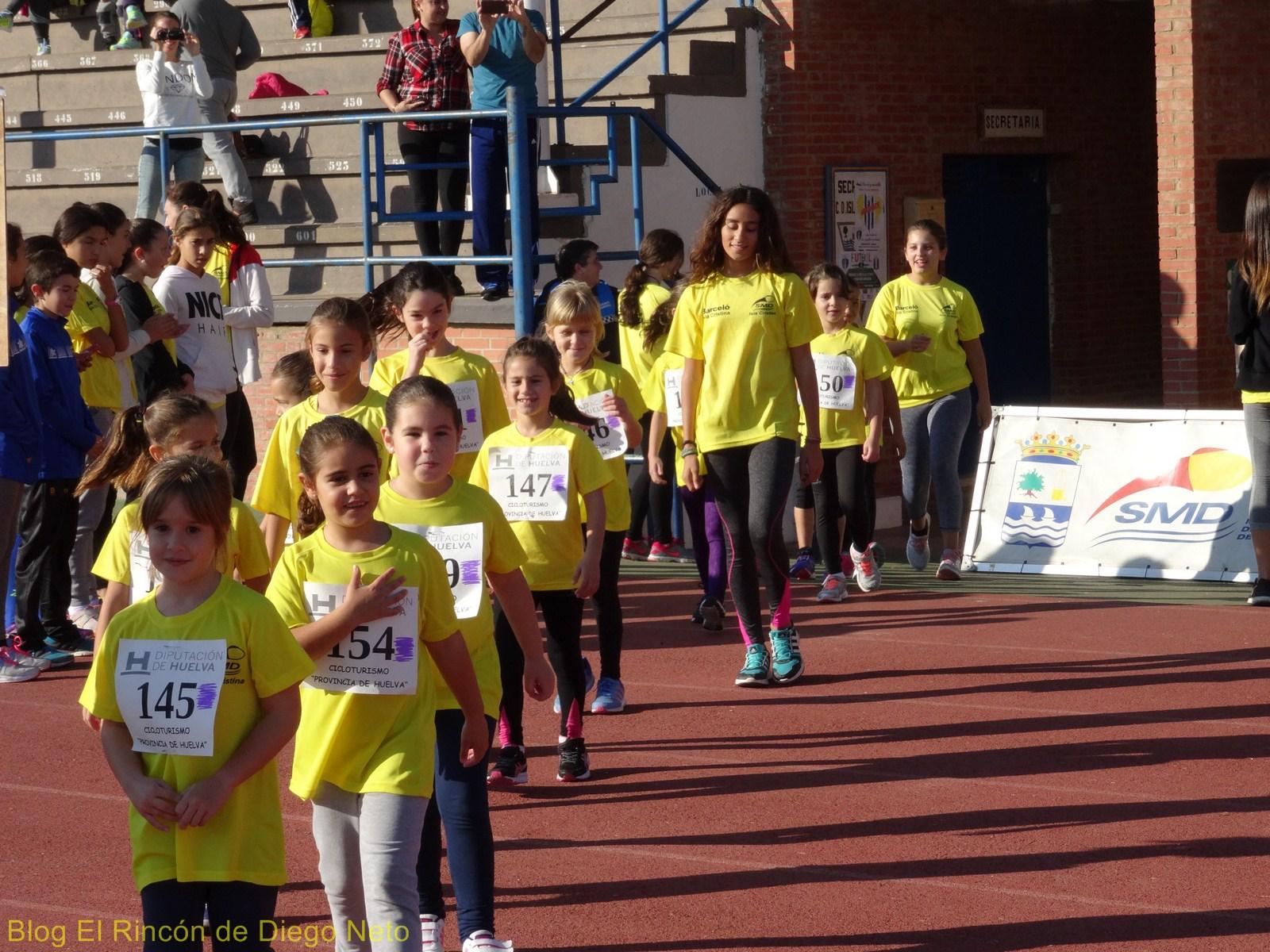 Resultados de las 1ª Pruebas de Atletismo C.A. Isla Cristina