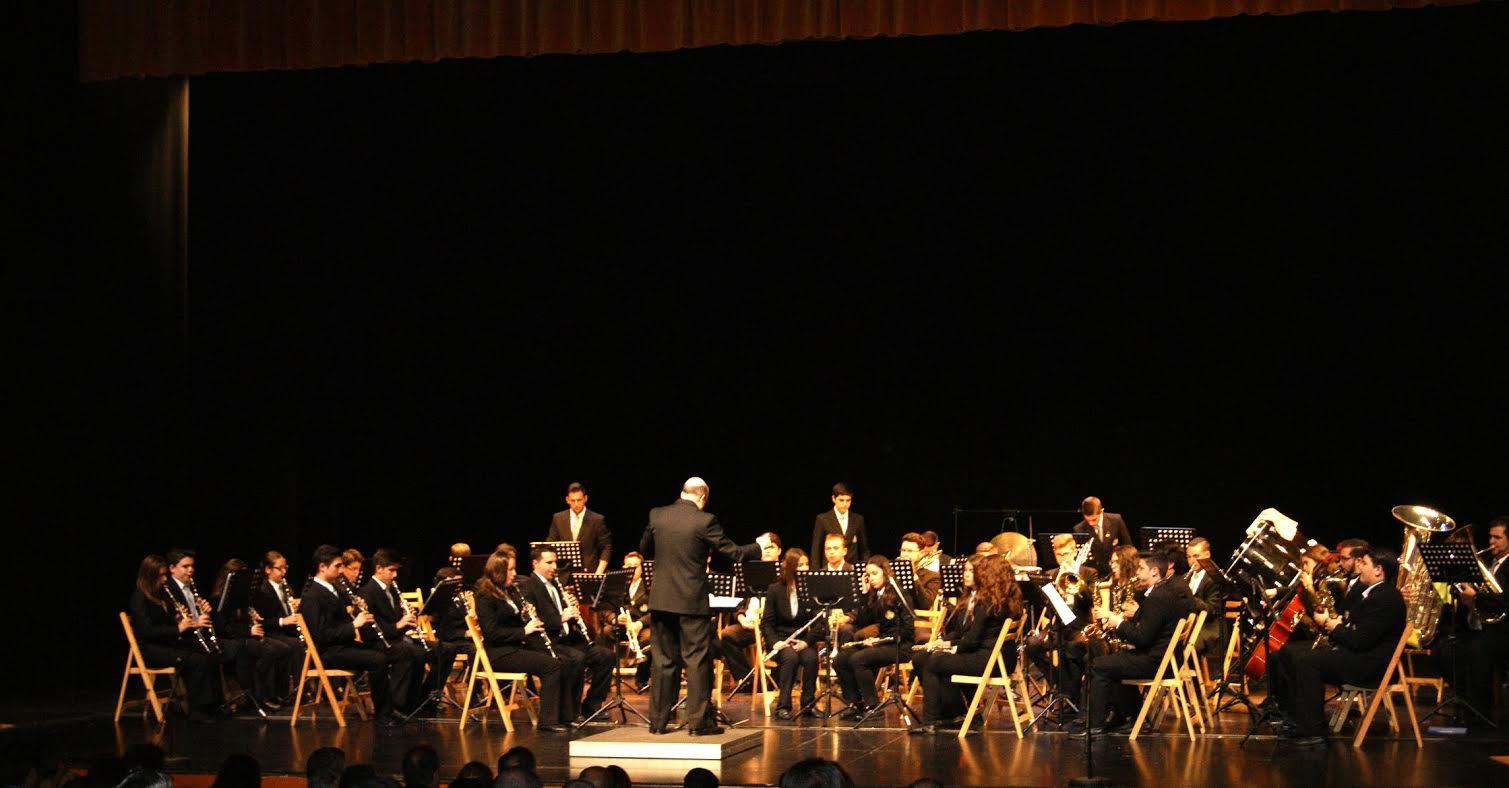 La Banda de Música Isleña ofrece un Concierto Extraordinario en Honor a Santa Cecilia