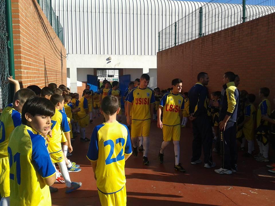 La Cantera del Isla Cristina F.C. en Juego