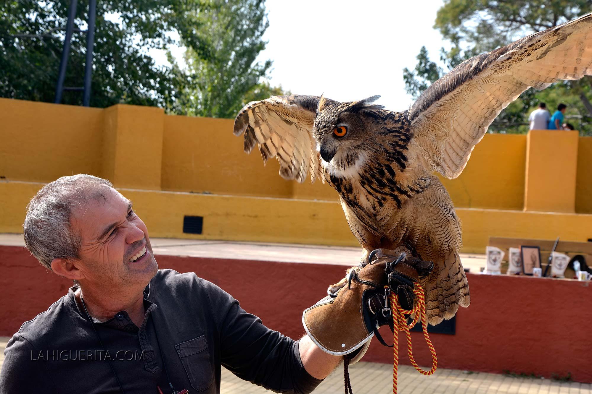 IX Encuentro Nacional de Cetrería y Conservación de Aves de Presa Ciudad de Isla Cristina (ENCCAP)