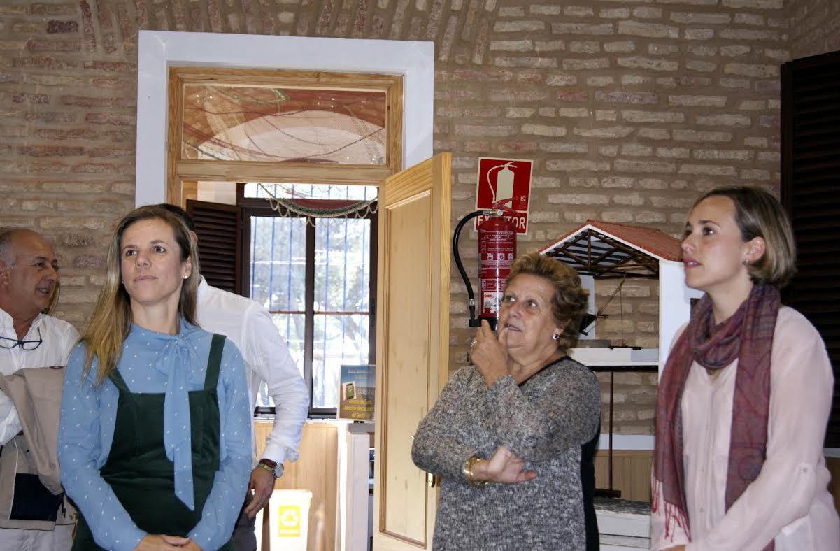 Diputación se muestra interesada el el Proyecto 'Playa Casita Azul' de Isla Cristina