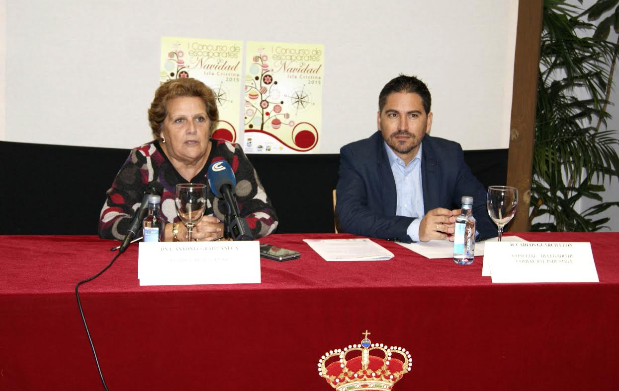El Ayuntamiento organiza el I Concurso de Escaparates de Navidad