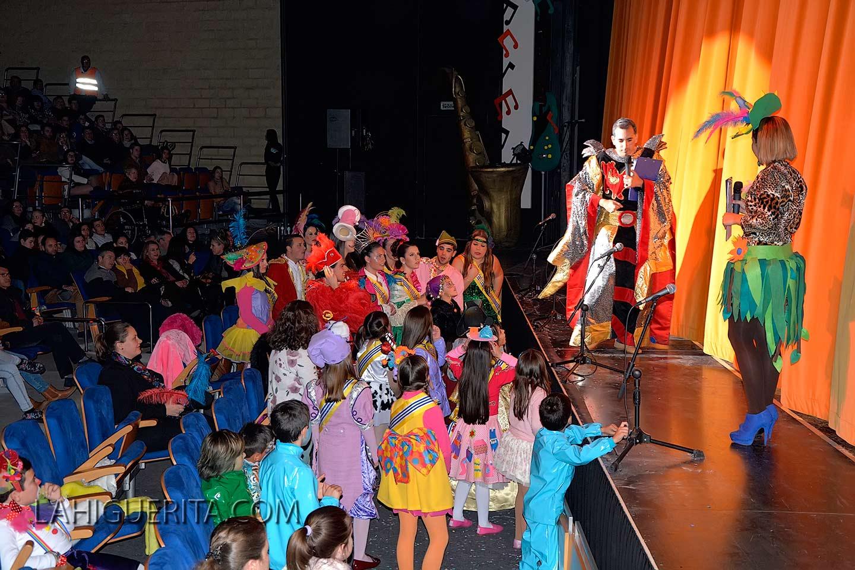 Elegida la Corte Infantil del Carnaval de Isla Cristina 2016
