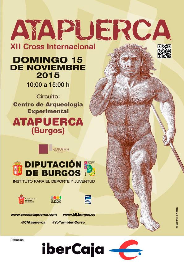 Onubenses en el Cross Internacional de Atapuerca