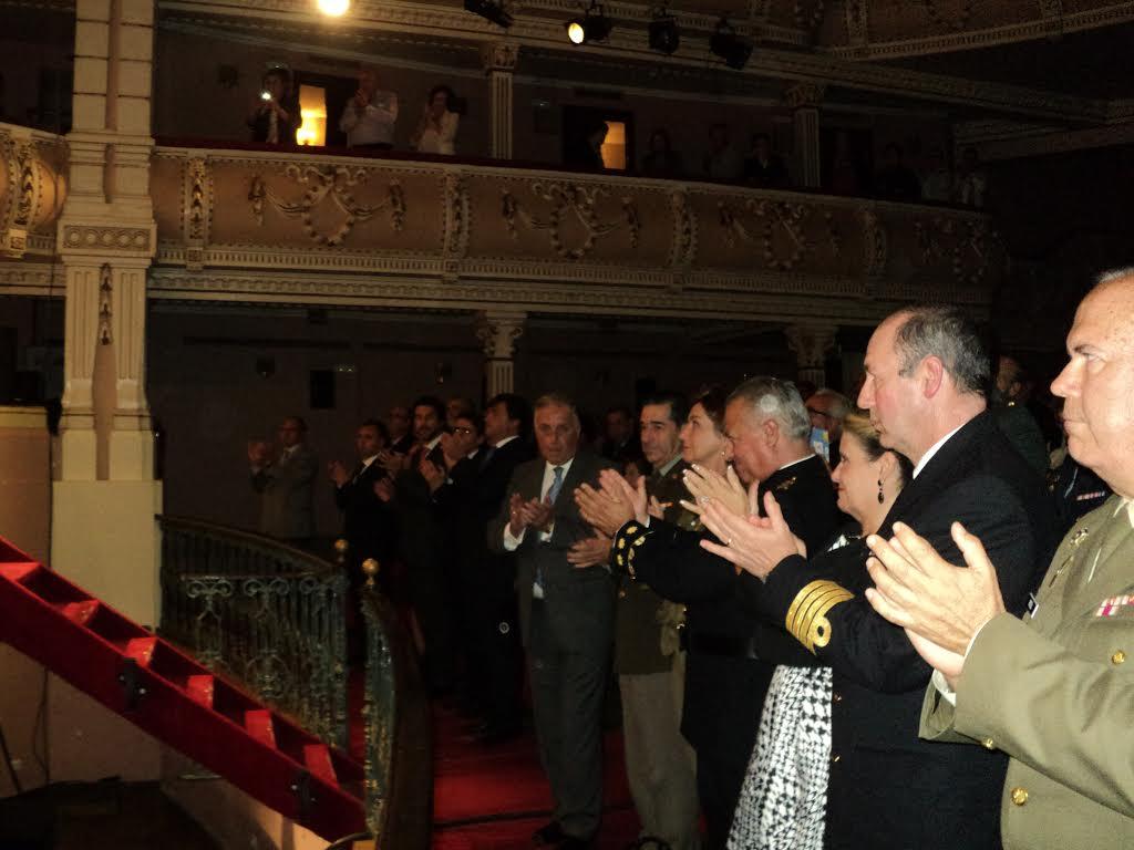 Día de la Subdelegación de Defensa en Huelva
