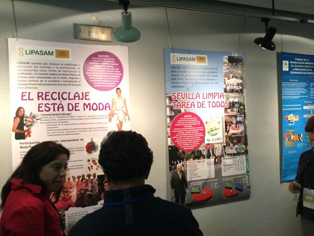 Isla Cristina participa en el VI Encuentro Andaluz de experiencias de Educación Ambiental y Sostenibilidad Urbana