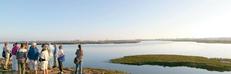 Más de un centenar de turistas escandinavos conocen Lepe e Isla Cristina a través de la Mancomunidad de Islantilla