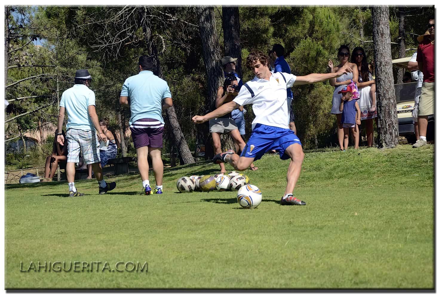 Golf y Footgolf en los Sábados Deportivos de Islantilla