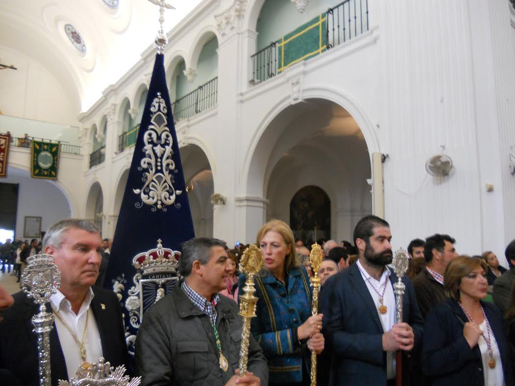 Peregrinaciones de varias Hermandades al Santuario de El Rocío