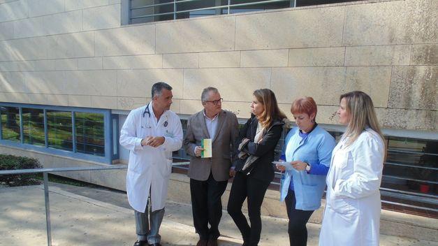 El centro de salud de Isla Cristina inicia la implantación en Huelva del programa de cribado de cáncer de colon y recto