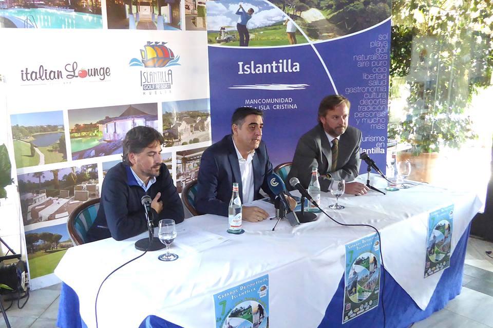 Islantilla fomenta gratuitamente la práctica del Golf y el Footgolf a través de su próximo 'Sábado Deportivo'