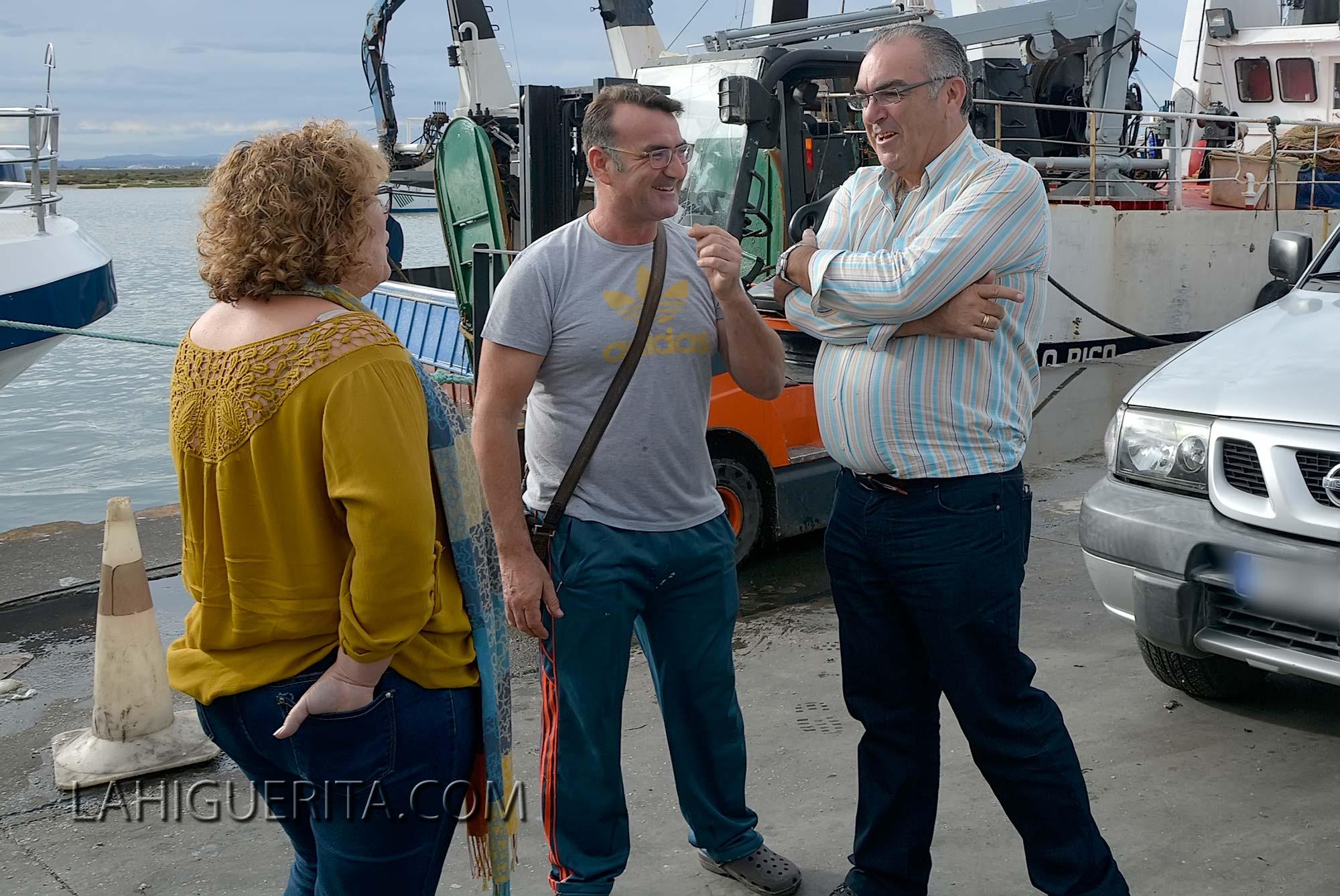 Dos candidaturas concurren en Isla Cristina a la cofradía de pescadores