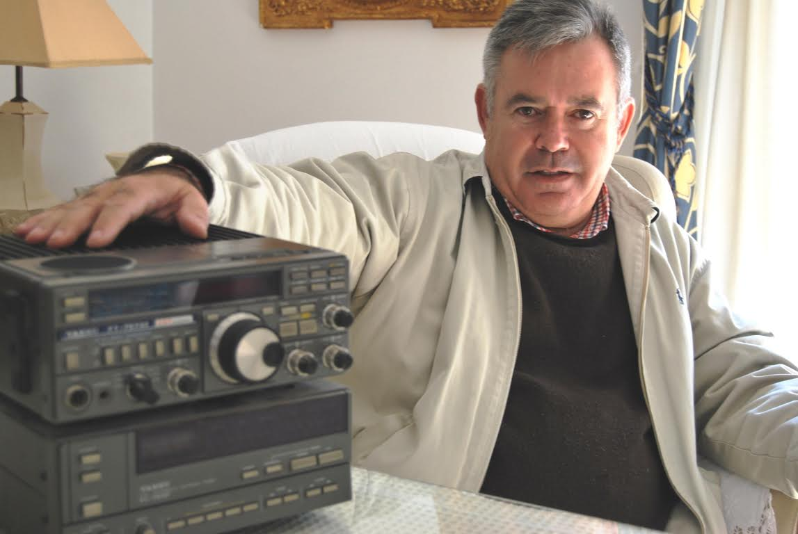 Más de 30 años poniéndole voz a los isleños