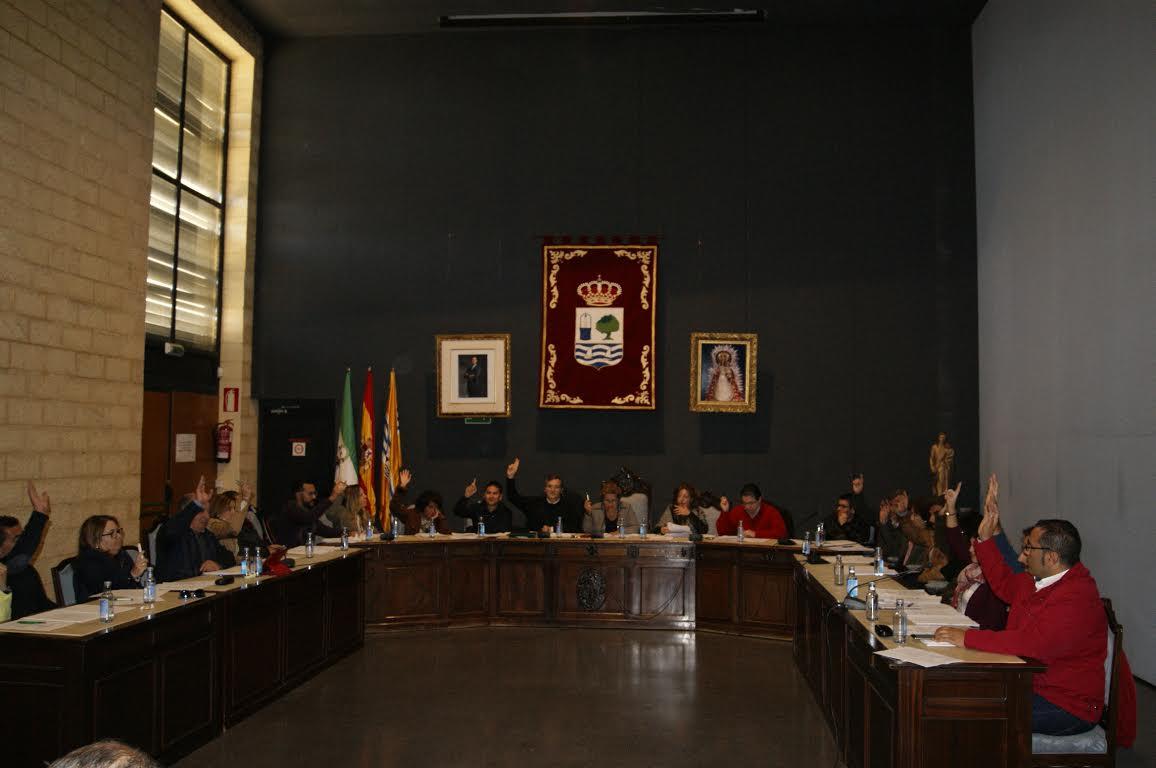 Nota de prensa tras el Pleno Ordinario del mes de junio en el Ayuntamiento de Isla Cristina