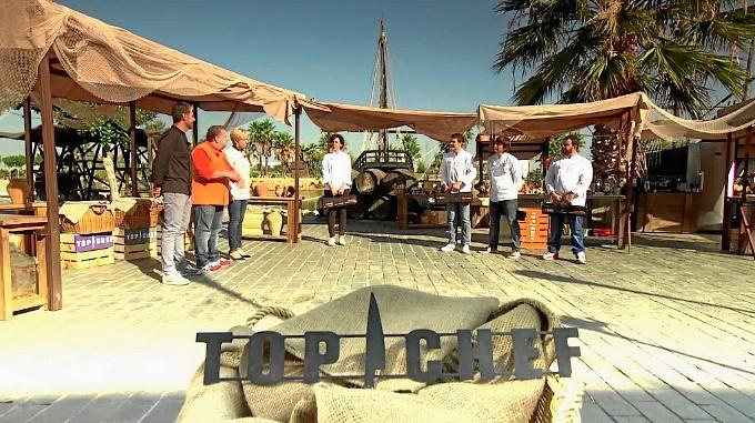 El programa de televisión Top Chef elige Huelva como escenario de la semifinal del concurso