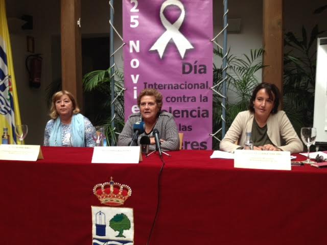 El Ayuntamiento ponen en marcha la Campaña de Sensibilización contra la Violencia hacia las Mujeres