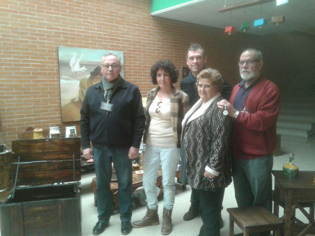 El Comedor Social Manos Solidarias de Isla Cristina colabora con la Prisión de Huelva