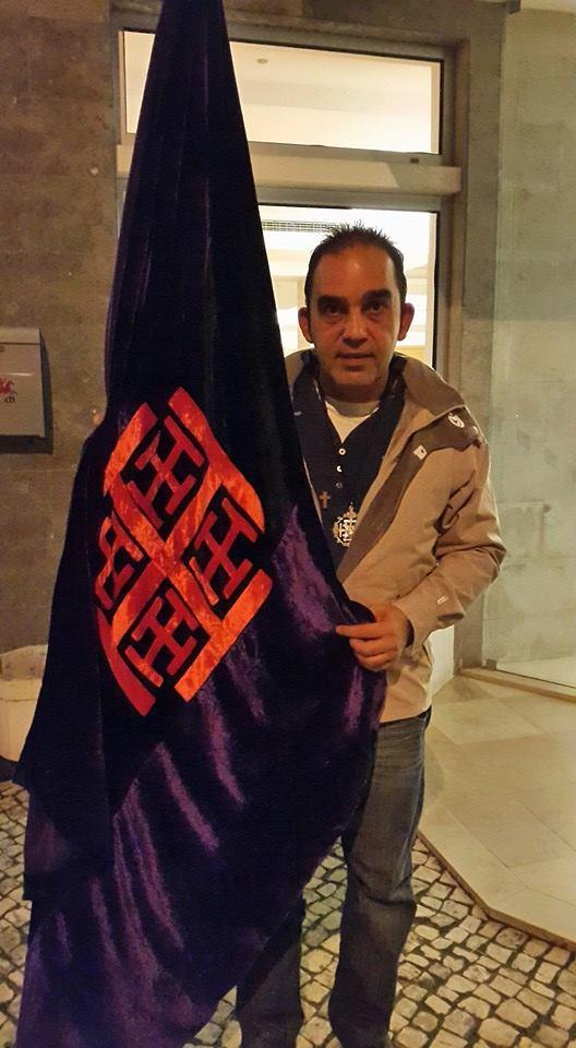 Carmelo Fernández será el pregonero de la Hermandad del Gran Poder de Isla Cristina en 2016