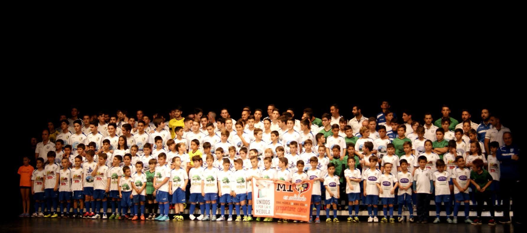 La UD Punta del Caimán presenta la Temporada 2015-2016 en la I Gala 'Mi Corazón es Puntero'