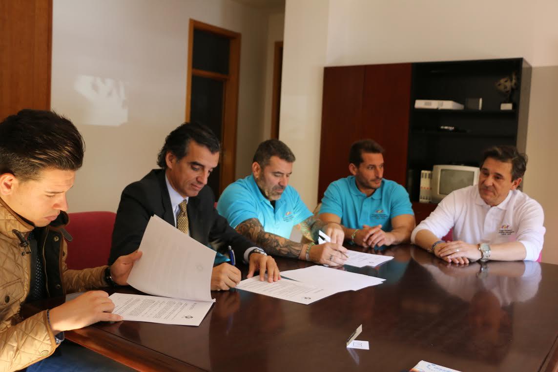 La marca deportiva cipa vestirá a los VI juegos europeos de Policía y Bomberos Huelva 2016