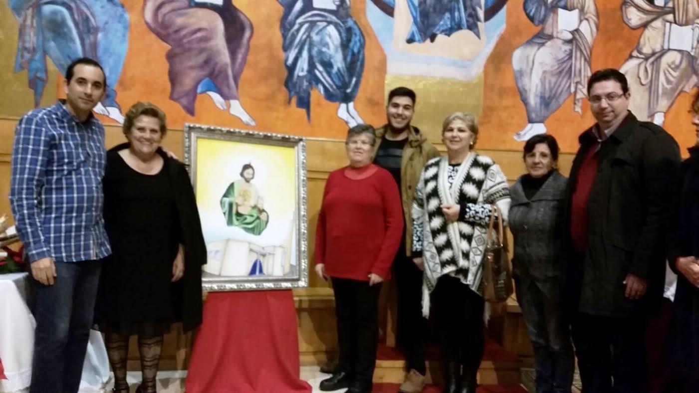Celebrada una Ofrenda de Juguetes a San Judas Tadeo