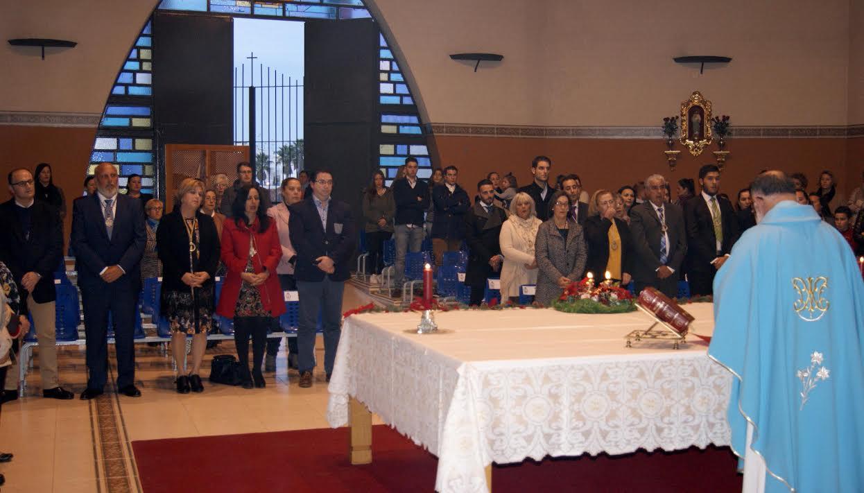 Celebrada la Función Mayor en Honor a la Virgen del Mar