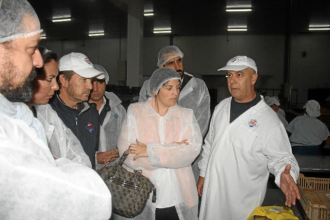 Rafael Luis Corrales aboga por aumentar las cuotas de reparto de pesca y defender los recursos naturales