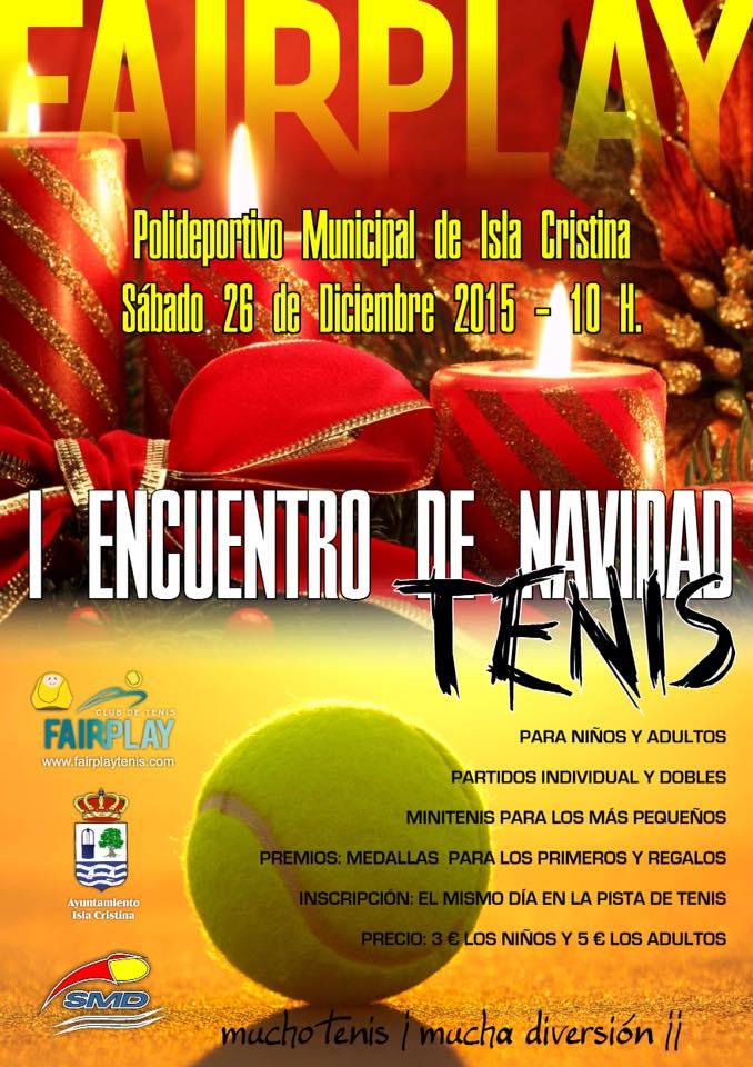 tenis navidad