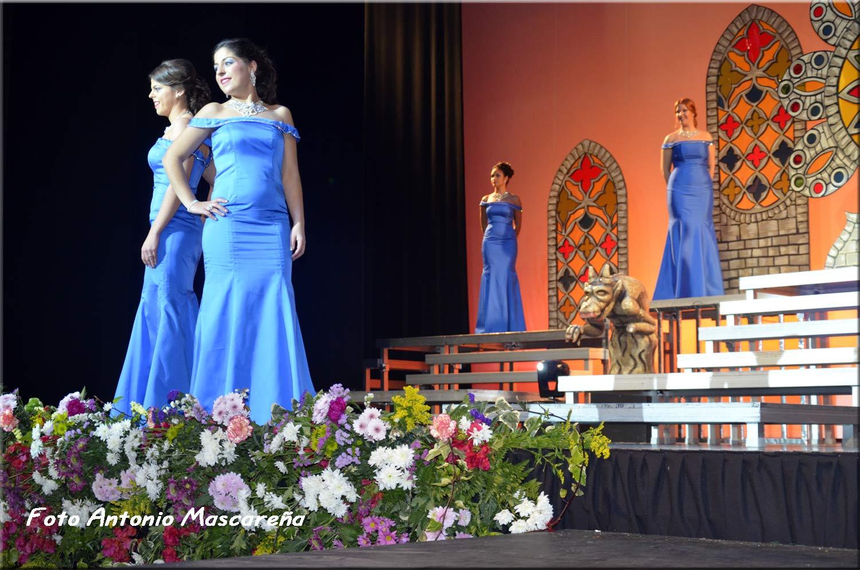 Coronacion reina carnaval isla cristina