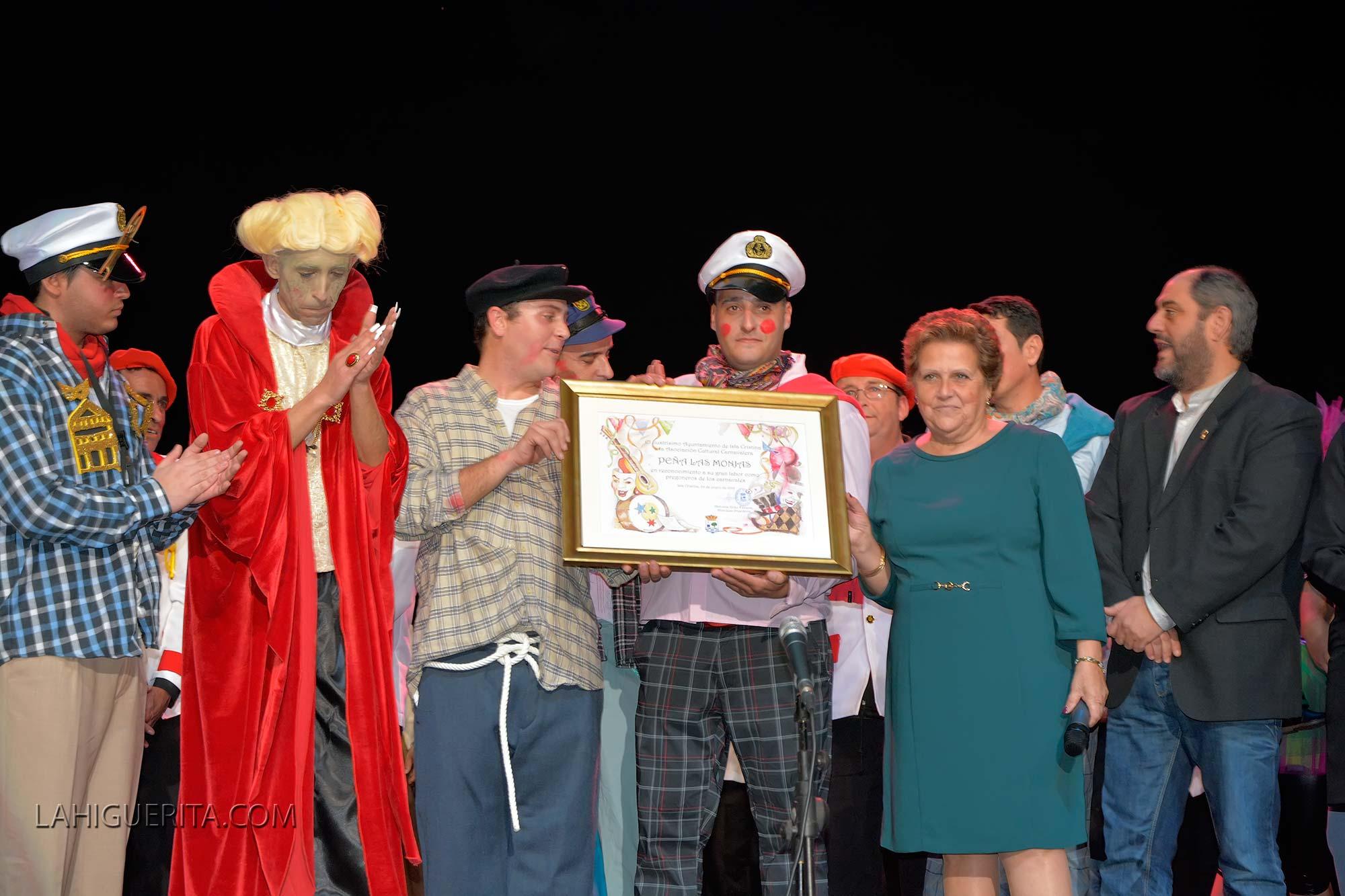 Pregon carnaval 2016 las monjas _DSC3007