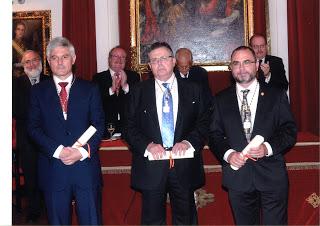 El radiólogo de Huelva Antonio López premiado por la Real Academia de Medicina y Cirugía de Sevilla