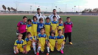 Resultados Cantera Isla Cristina F.C.