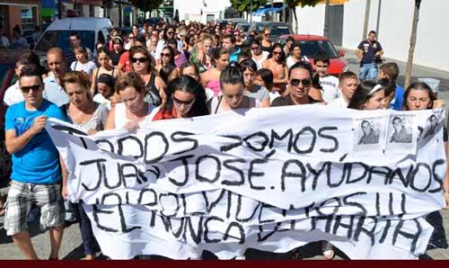Continúa abierto el caso del isleño Juan José Yaque cuatro años después
