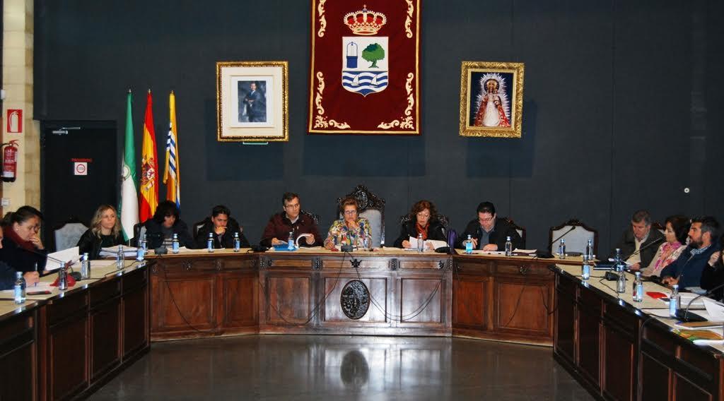 Pleno ordinario del mes de septiembre en el Ayuntamiento de Isla Cristina