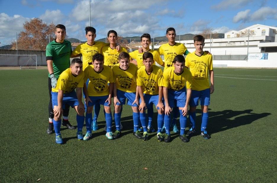 El Córdoba CF consiguió llevarse los 3 puntos