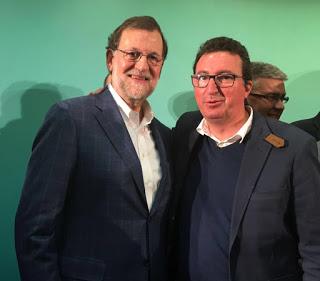 El PP de Huelva apoya a Rajoy
